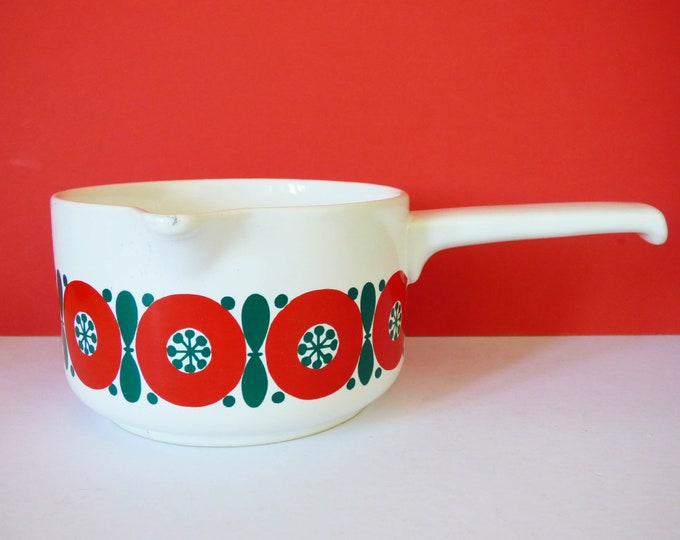 Sauce / gravy boat bowl Melitta West Germany