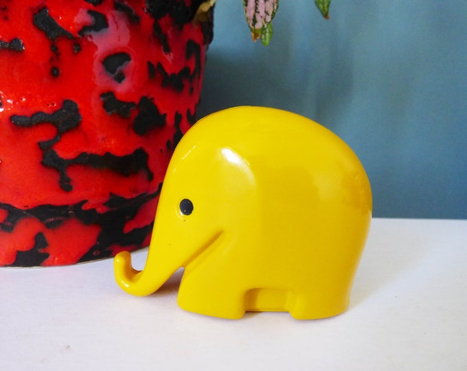 Vintage design classic Colani Elephant money box
