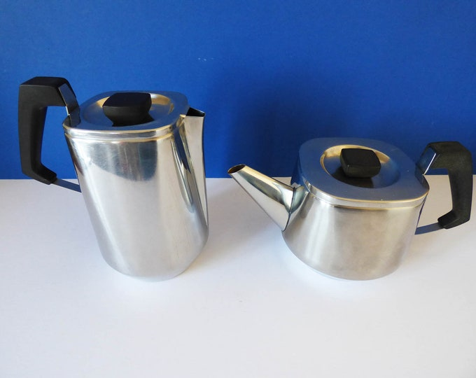 Germetco Sweden Teapot and Coffee pot
