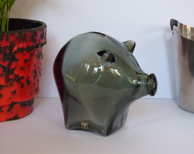 Cascade Piggy bank money box Vintage