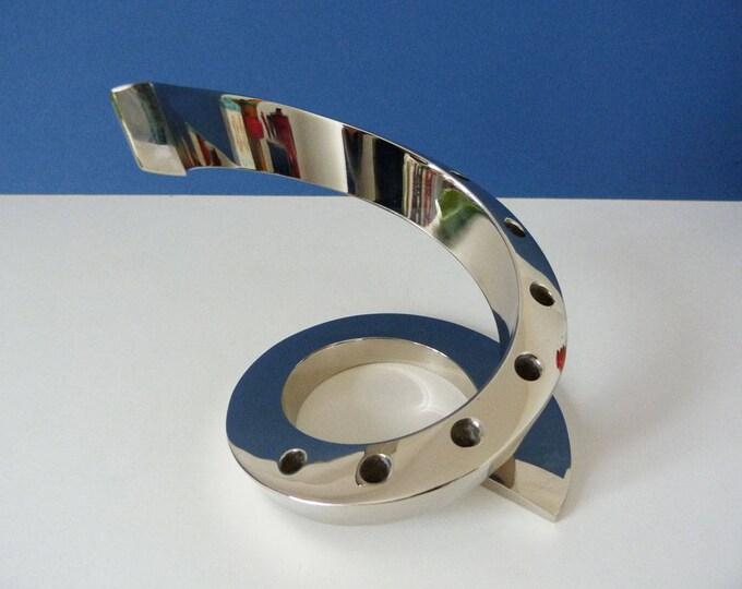 Candle holder by Dansk designs Berti Vallien