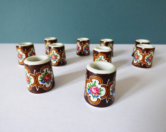 Mini candle stick holders like Funny Designs