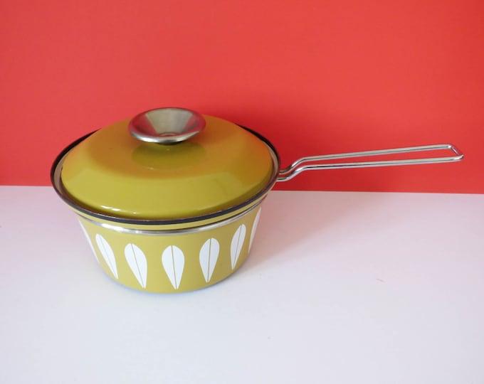 Cathrineholm saucepan Medium + sized MCM