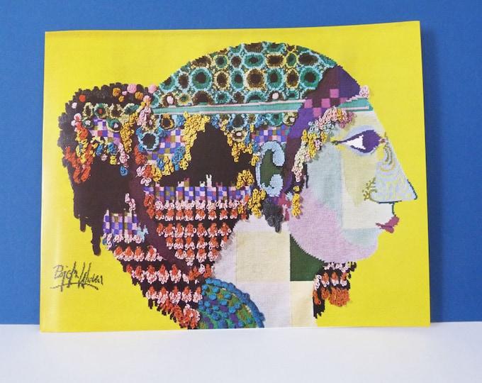 Bjorn Wiinblad Gobelins Large Greetings card