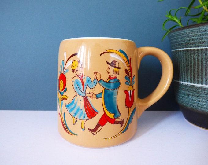 Arabia Finland Mug Kesti by /svea Granlund Very Rare