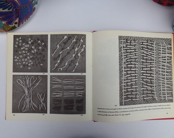 Creative Textile Craft Book Rolf Hartung 1969