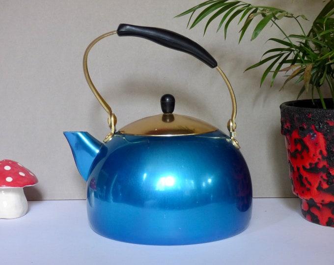 Vintage kettle Hoyang Norway Ilovan MCM