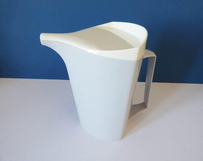 Bjarne Bo Jug pitcher classic modernist design