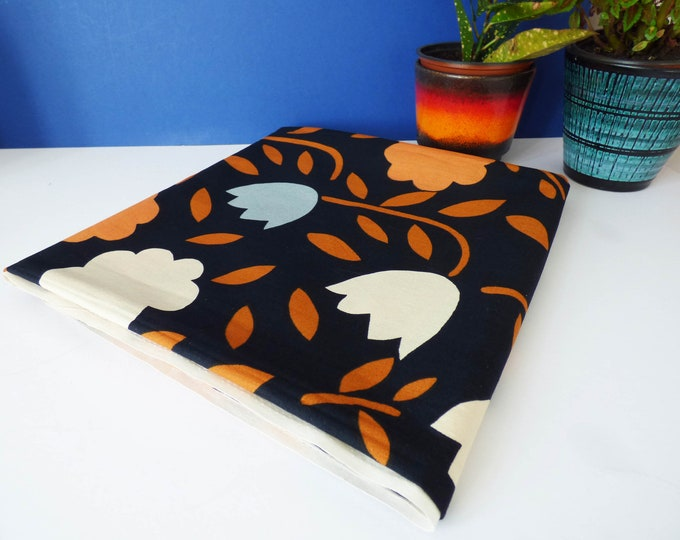 Moygashel Fabric Seville material 1960s MCM 120cm x 240cm
