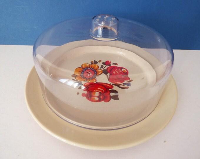 Cheese Dome Board Emsa Vintage retro