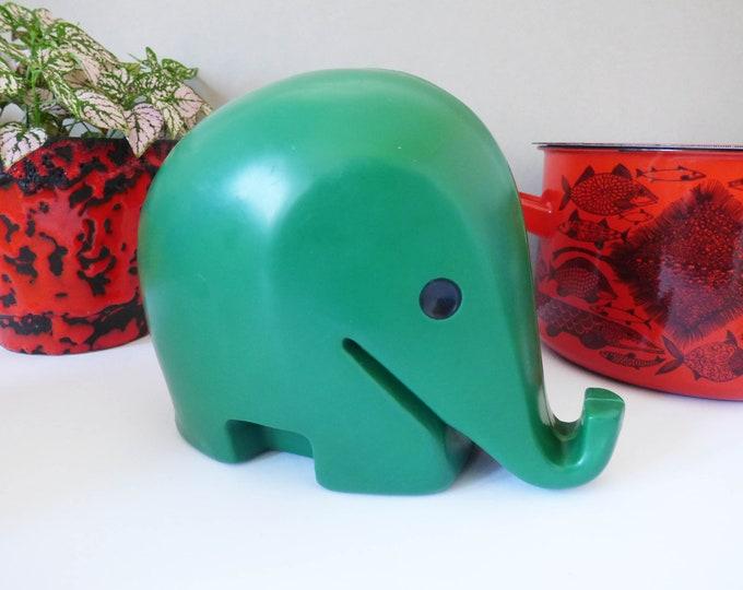 Giant Colani Elephant money box Vintage classic XL sized