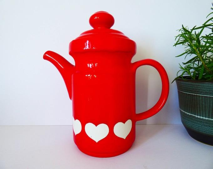 waechtersbach Coffee pot from West Germany