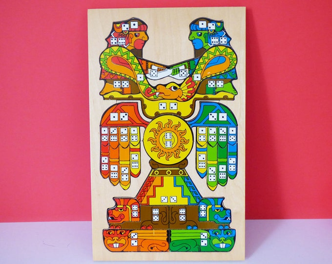 Simplex King of the sun game. Vintage