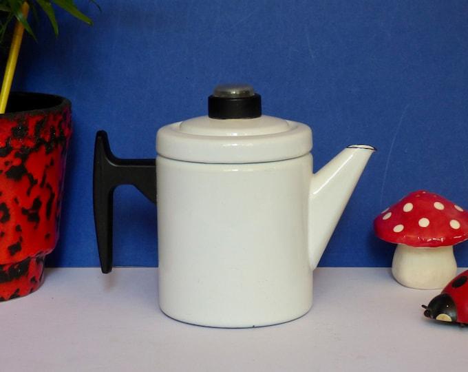 Finel coffee Pot / percolator Antti Nurmesniemi