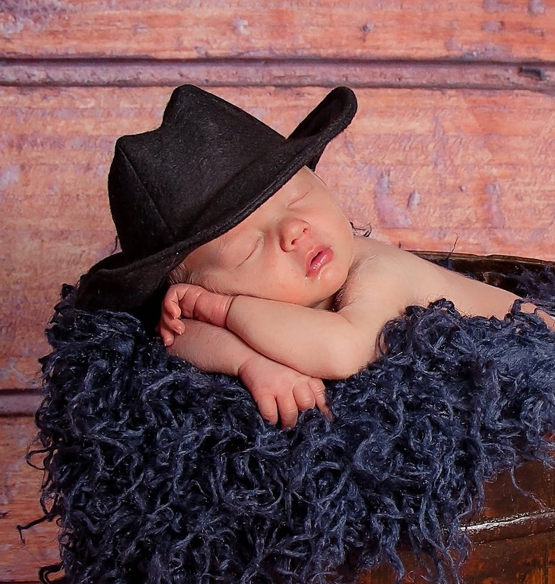 Baby Cowboy Hat | Stay at Home Mum