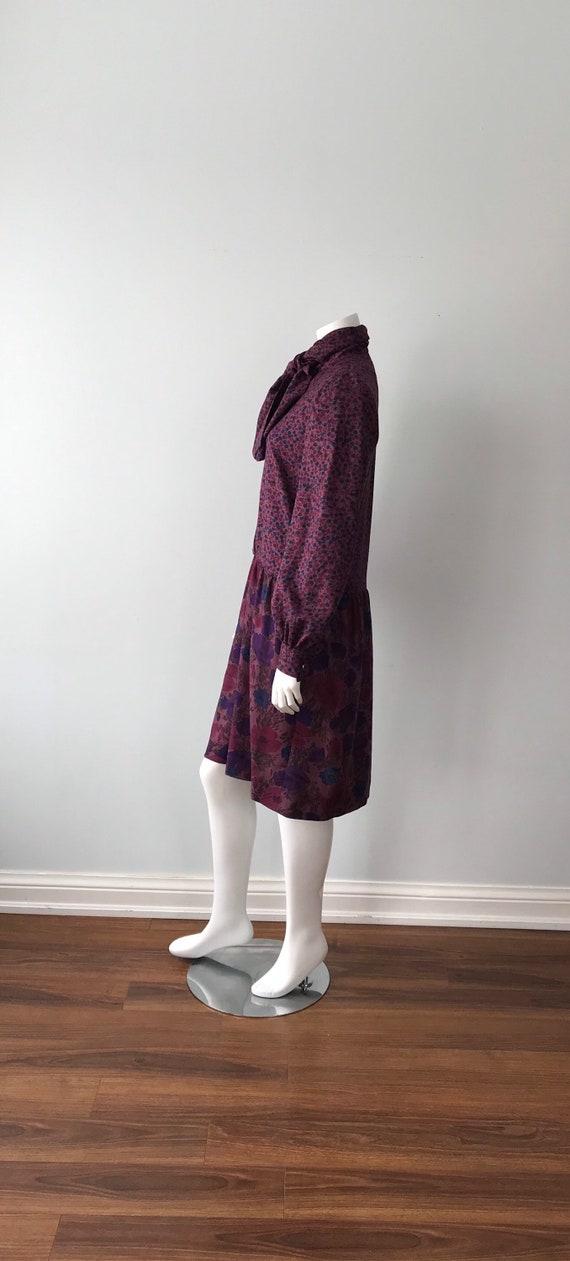 Givenchy, Vintage 1960s Fall Dress, Givenchy Nouv… - image 6