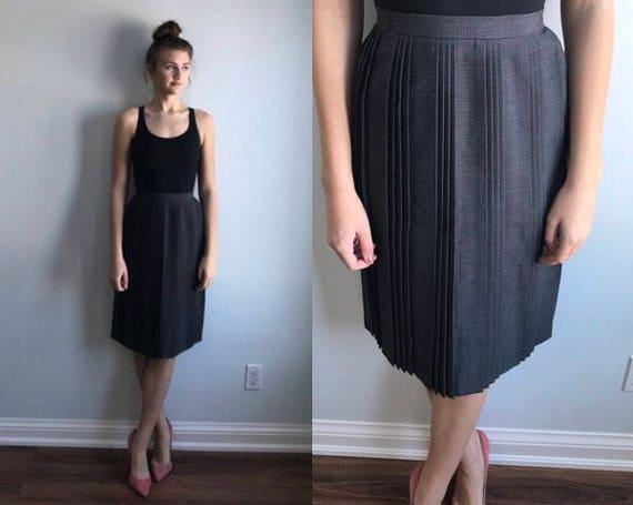 Vintage Terylene Skirt, Stockwell Originals London