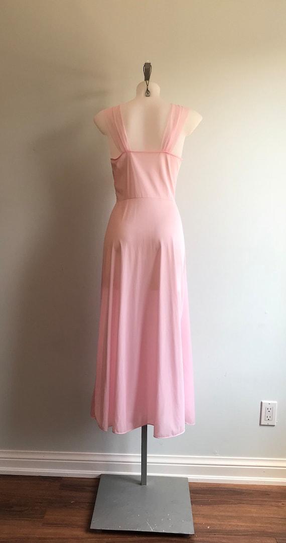 Vintage Nightgown, Vintage Lingerie, 1960s Nightg… - image 7