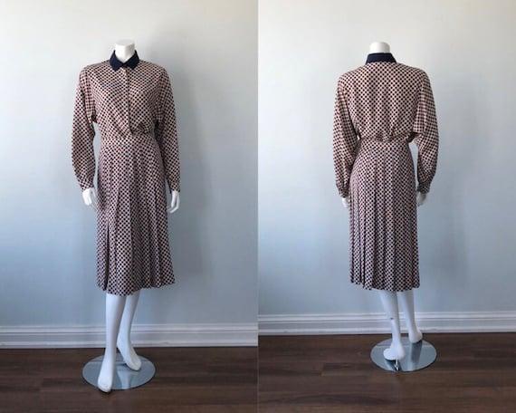 Vintage Skirt Suit, Vintage Ladies Suit, Aquascutu
