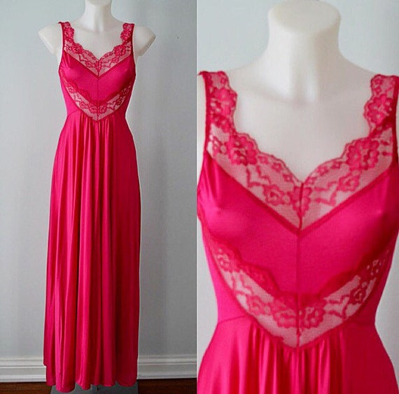 Vintage 1980s Undercover Wear Nightgown, Mega Swee