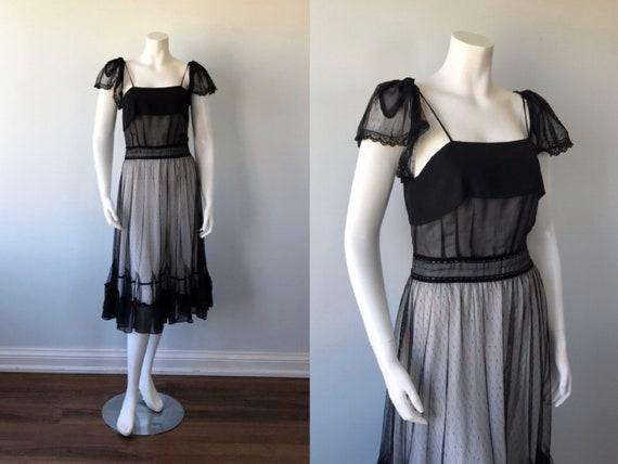 Vintage Dress, Vintage Dresses, Vintage Silk Dress