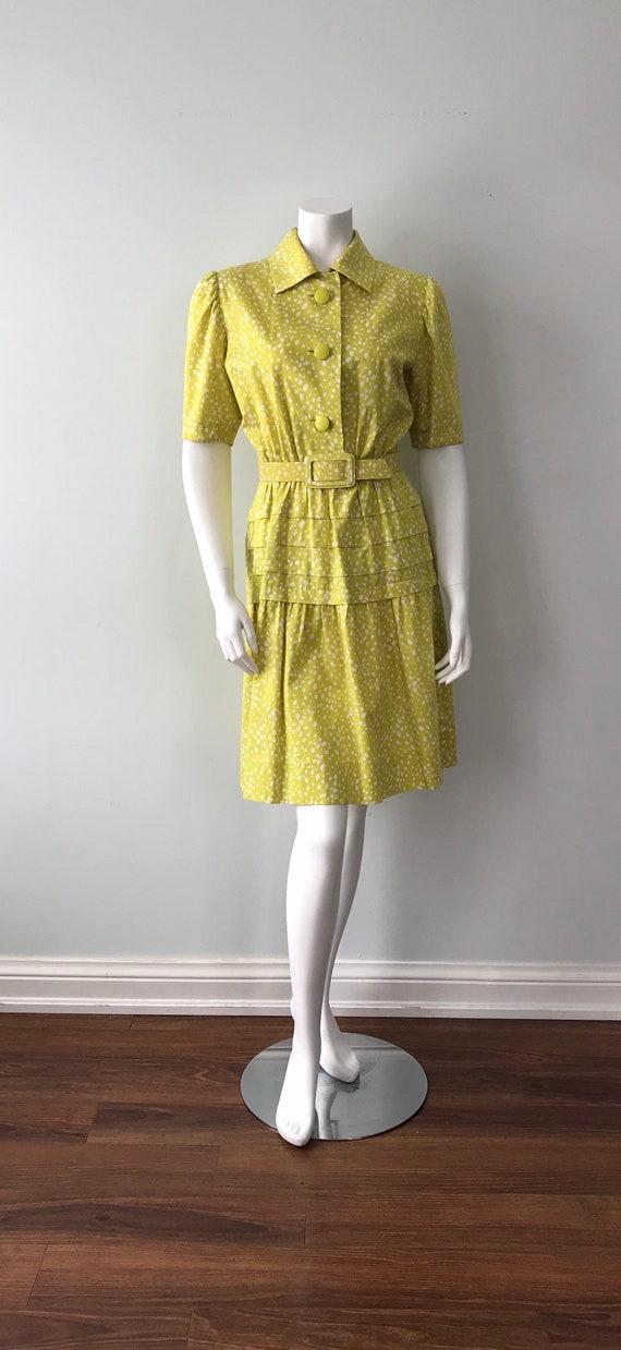 Vintage Dress, Vintage Designer Dress, 1960s Dres… - image 2