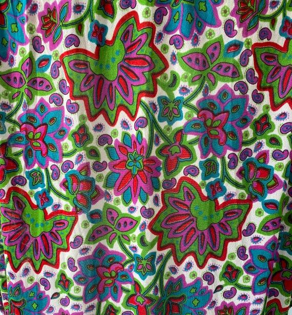 Vintage 1980s Dress, Gibi Roma, 1980s Dress, Long… - image 9