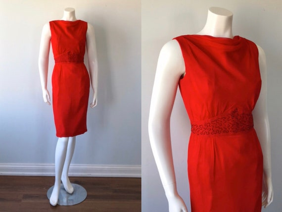 Vintage Dress, Wedding, Prom, Party, Cocktail Dres