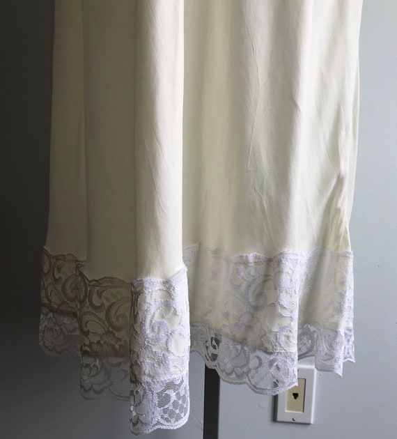 Vintage Cream Nightgown, Ivory Nightgown, Custom … - image 6