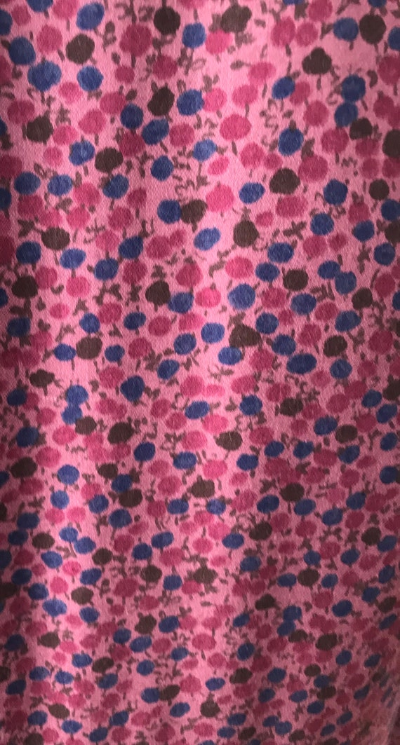 Givenchy, Vintage 1960s Fall Dress, Givenchy Nouv… - image 8