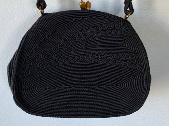 Vintage Handbag, Vintage Clutch, Vintage Purse,194