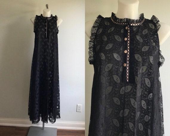 Vintage Nightgown, Vintage Nightgowns, Vintage Bla