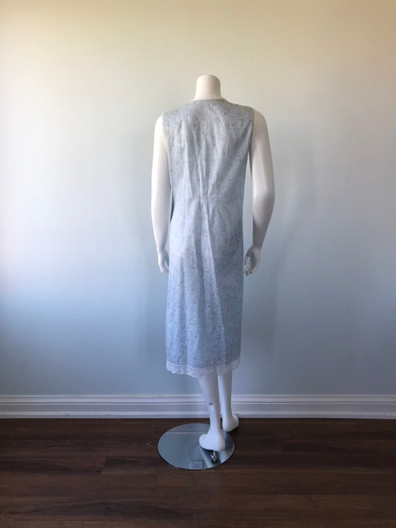 Vintage Cotton Nightgown, Vintage Nightgown, Cott… - image 7