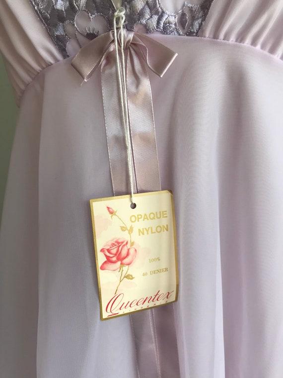 Vintage Chiffon Nightgown, Vintage Nightgowns, Qu… - image 6