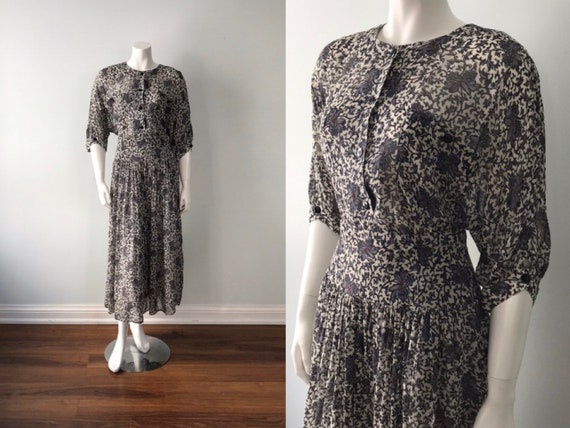 Vintage Skirt Suit, Laurel, Laurel by Escada, Flor