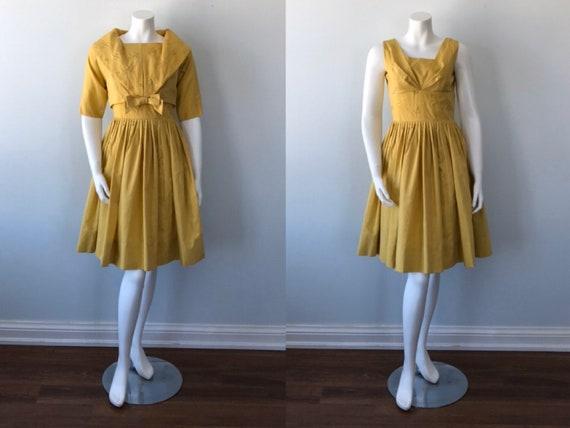 Vintage Dress, Vintage Dresses, 1950s Dress, 1950s