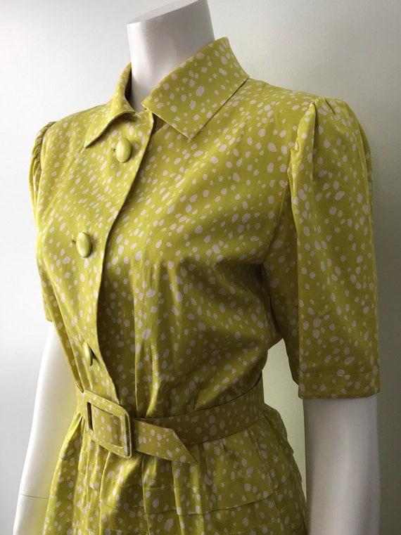 Vintage Dress, Vintage Designer Dress, 1960s Dres… - image 5