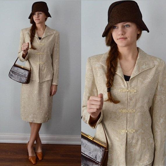 Vintage Mary McFadden Skirt, Studio Mary McFadden,