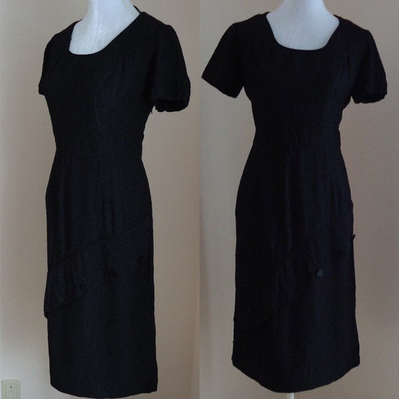 Vintage Dress, Vintage Dresses, Vintage Black Dres
