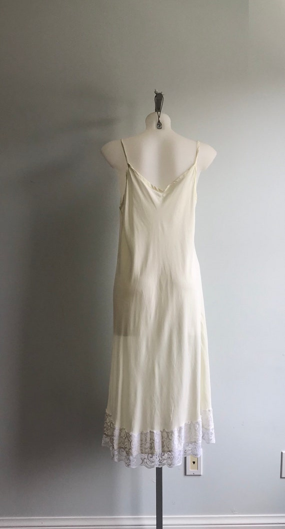 Vintage Cream Nightgown, Ivory Nightgown, Custom … - image 7