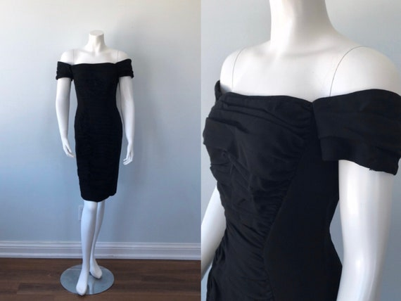 Vintage Dress, Vintage Dresses, Vintage Black Dres