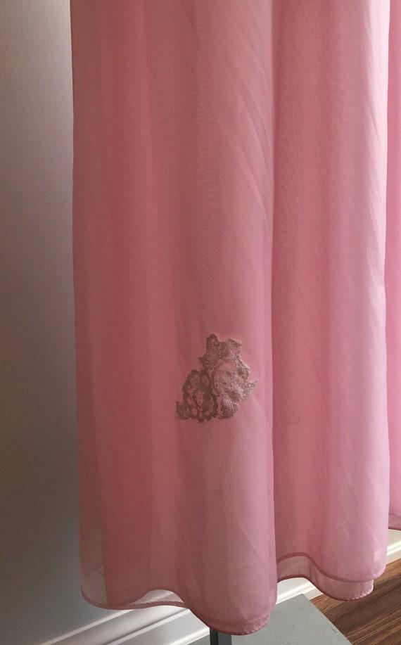 Vintage Nightgown, Vintage Lingerie, 1960s Nightg… - image 6