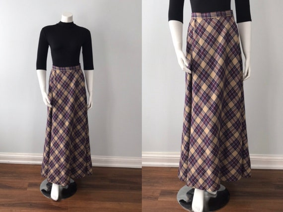 Vintage Mister Leonard Maxi Skirt, Vintage Maxi Sk