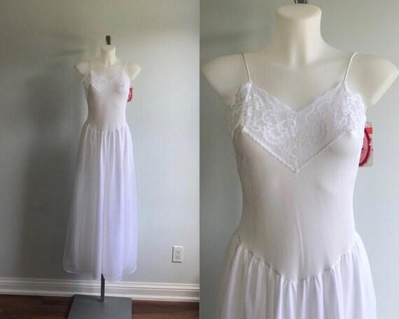 Vintage Nightgown, Vintage Lingerie, Lov Lee, Luxe