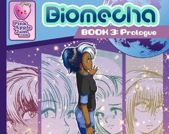 BOOK - Biomecha Issue 9 - by Laura Watton (PinkAppleJam)