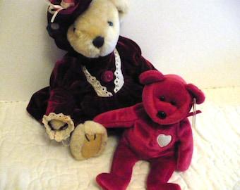 27fdb81f27c3e Valentina Bear With White Heart Patch