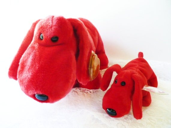 Set Of Dog Stuffed Animals, Dog Stuffed Animals Care Package Get Well Gift Rover Ty Etsy