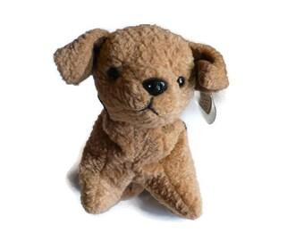 Fox Terrier Stuffed Animal, Dog Gift, Plushie, Soft Kid's Toy, Teacher Gift, Nursery Decor, Baby Shower Gift, Toy Dog, Stuffed Dog
