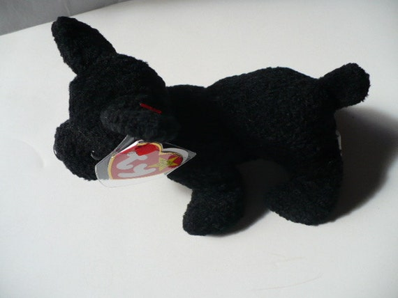 a3ba7bdff67 Ty Beanie Babies Scottie Dog Stuffed Animal Soft Kids Toy