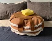 Big Funny Stack of Pancakes Plushie!